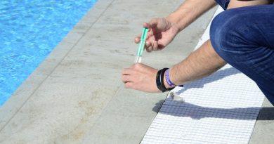 Teleboadilla. Control sanitario de una piscina de Boadilla