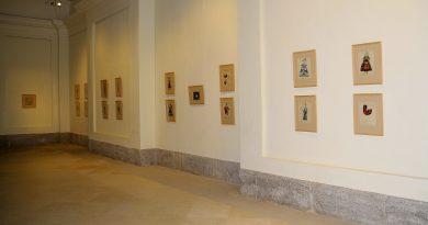 Teleboadilla. Exposición en el Palacio del Infante Don Luis de Boadilla Le Tricorne, Picasso, Falla, Dali