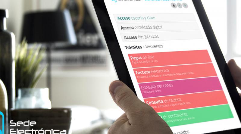 Teleboadilla. Trámites online con el certificado digital