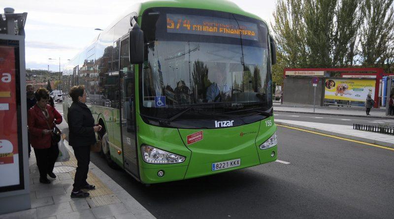 Teleboadilla. Línea de autobús 574 Boadilla Madrid Aluche