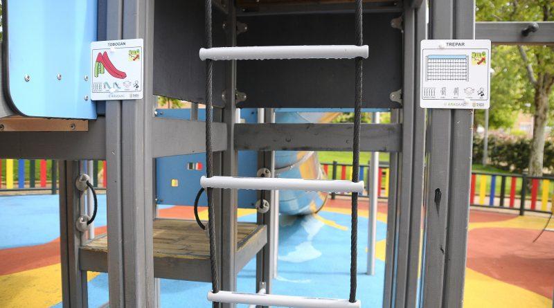 Teleboadilla. Pictogramas en los parques para facilitar el acceso a niños con Trastornos del EspectroAutista