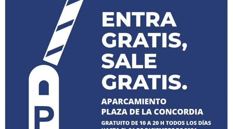 Teleboadilla. Entrada gratis parking de La Concordia Boadilla
