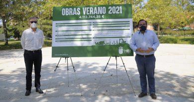 Teleboadilla. El alcalde presenta las obras del verano 2021 en Boadilla del Monte