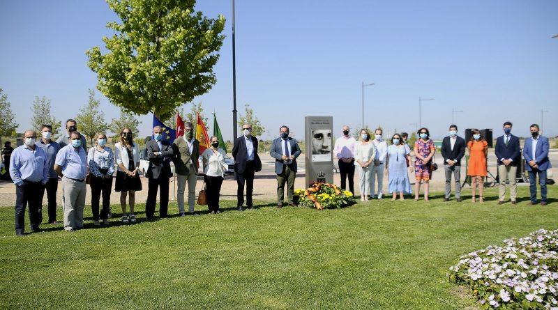 Teleboadilla. Homenaje a Miguel Ángel Blanco en Boadilla del Monte