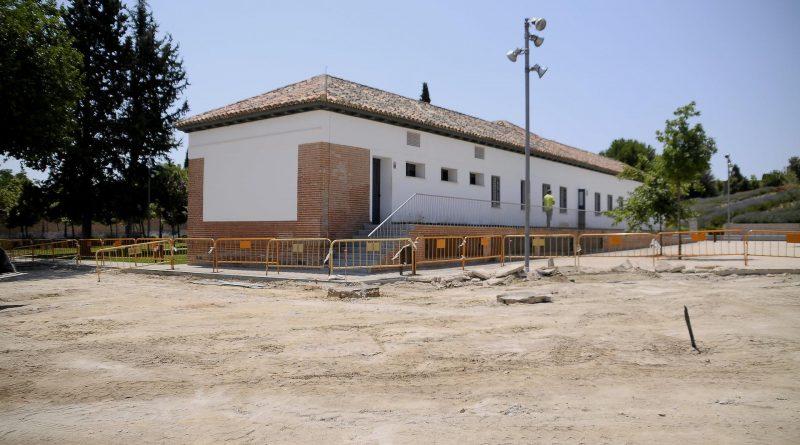 Teleboadilla. Remodelación de la zona de aparcamiento del Aula Medioambiental de Boadilla