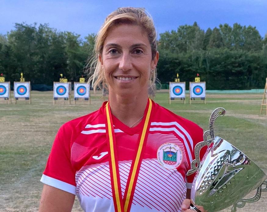 Teleboadilla. Vanessa Fernández Granados, ganadora campeonato de España 2021(2)