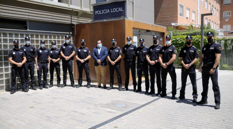 Teleoboadilla. Nuevos agentes para la Policía Local de Boadilla