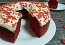 Teleboadilla. Repostería Creativa. Donut Velvet XXL